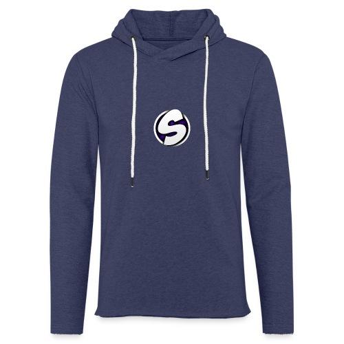 SilkyFX logo - Lichte hoodie unisex