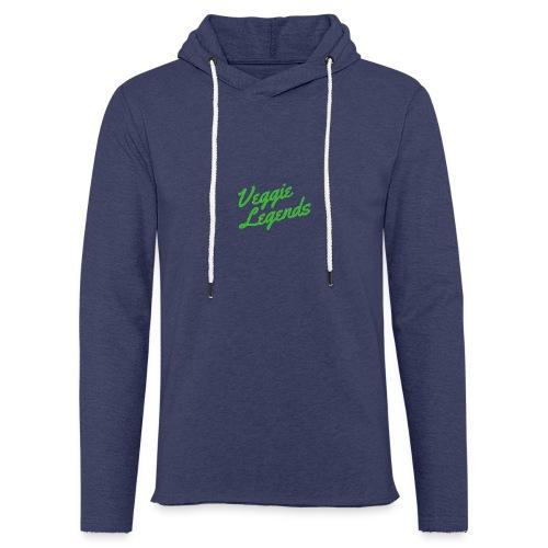 Veggie Legends - Light Unisex Sweatshirt Hoodie