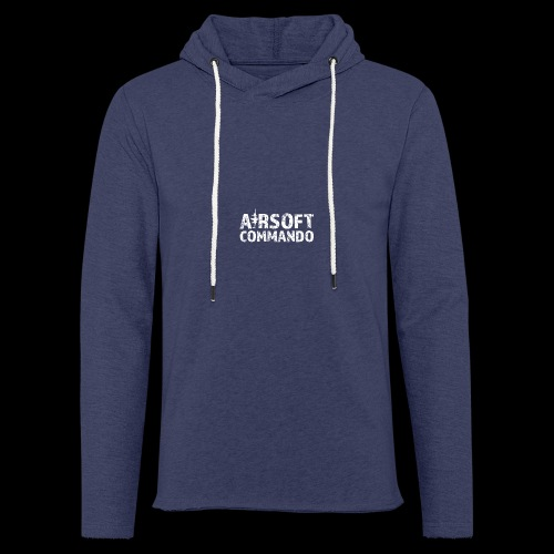 Airsoft Commando - Leichtes Kapuzensweatshirt Unisex