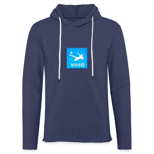 M44G clothing line - Light Unisex Sweatshirt Hoodie