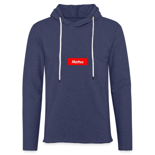 Mattso Merch to Flex - Light Unisex Sweatshirt Hoodie