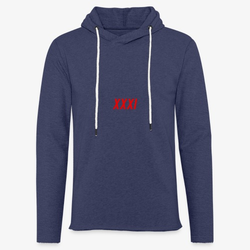 xxxi 2nd - Light Unisex Sweatshirt Hoodie
