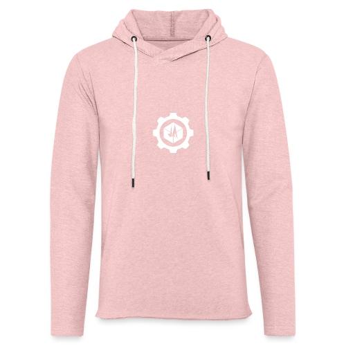 Jebus Adventures Cog White - Light Unisex Sweatshirt Hoodie