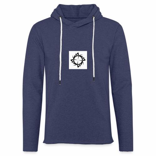 Tribal style - Sweat-shirt à capuche léger unisexe