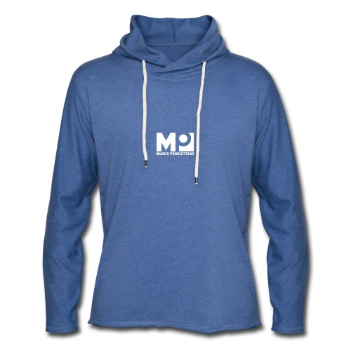 ManigProductions White Transparent png - Light Unisex Sweatshirt Hoodie