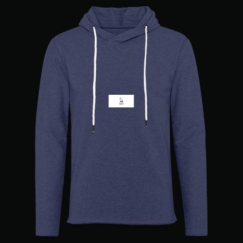 bafti hoodie - Let sweatshirt med hætte, unisex