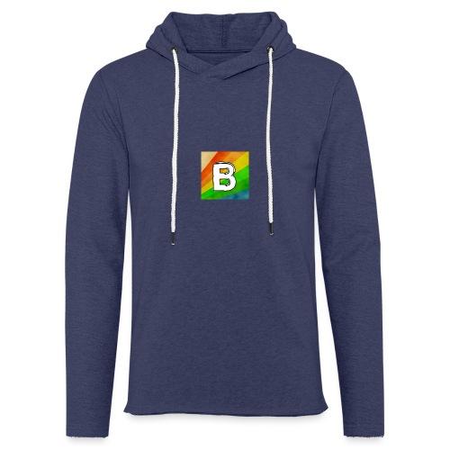 DaarIsBenny Merchandise - Lichte hoodie unisex