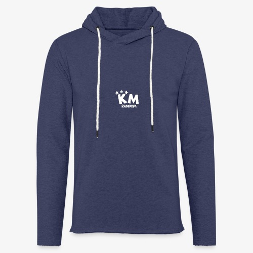 KMRANDOM SELECTIE - Lichte hoodie unisex