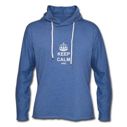 Keep Calm And Your Text Best Price - Light Unisex Sweatshirt Hoodie