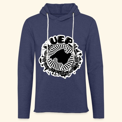 UEP white background - Light Unisex Sweatshirt Hoodie