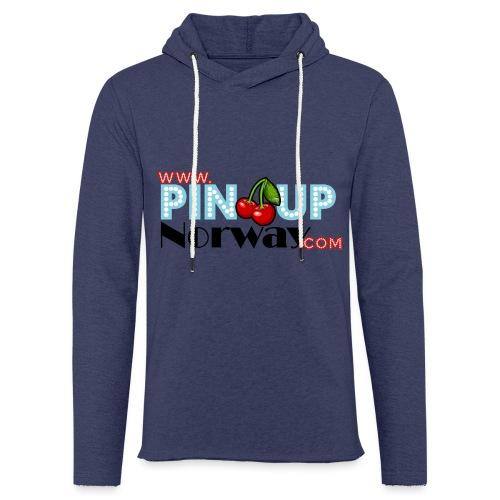 www.pinupnorway.com - Lett unisex hette-sweatshirt