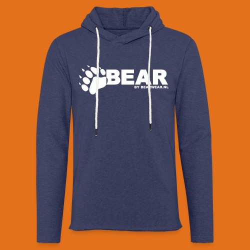 bear by bearwear sml - Light Unisex Sweatshirt Hoodie
