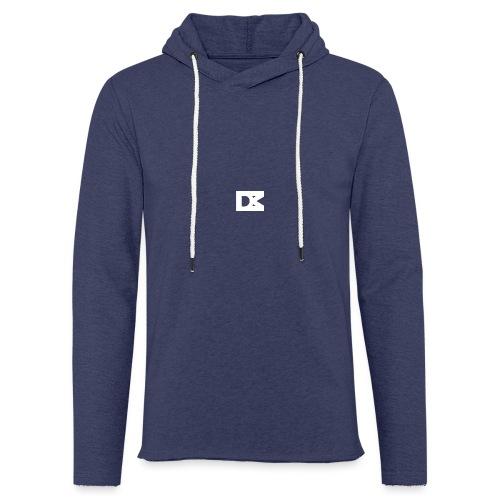 DMBart White Logo - Lichte hoodie unisex