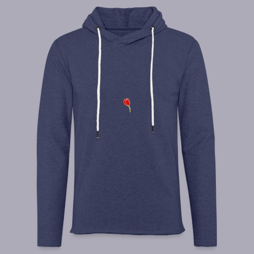 Tulip Logo Design - Light Unisex Sweatshirt Hoodie