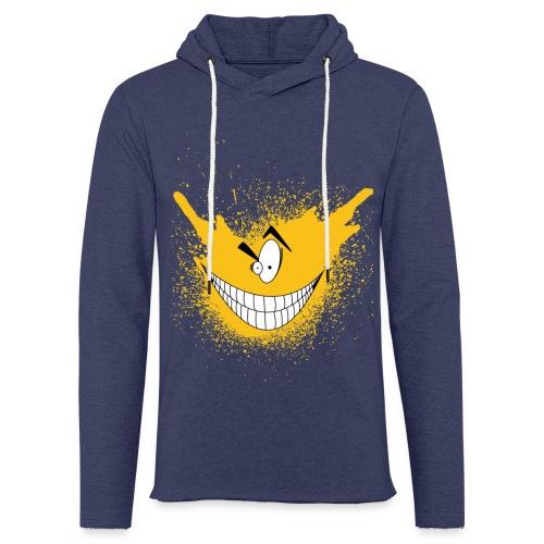logo6 - Sweat-shirt à capuche léger unisexe