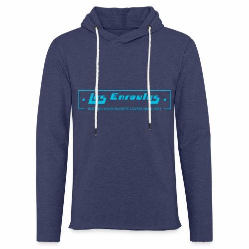 Rocking since 2001 - Blue - Sweat-shirt à capuche léger unisexe