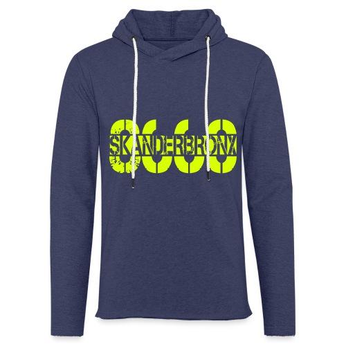 SKANDERBRONX - Let sweatshirt med hætte, unisex