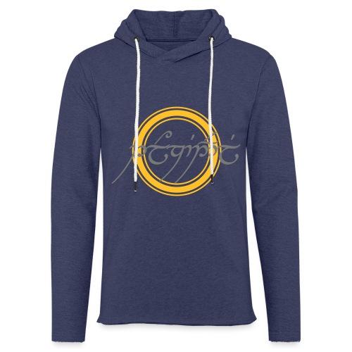 Tolkiendil Cercle 2 - Sweat-shirt à capuche léger unisexe