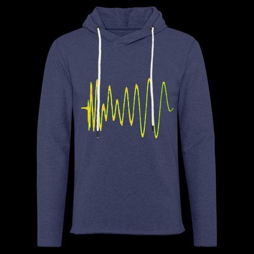 Boom 909 Drum Wave - Light Unisex Sweatshirt Hoodie