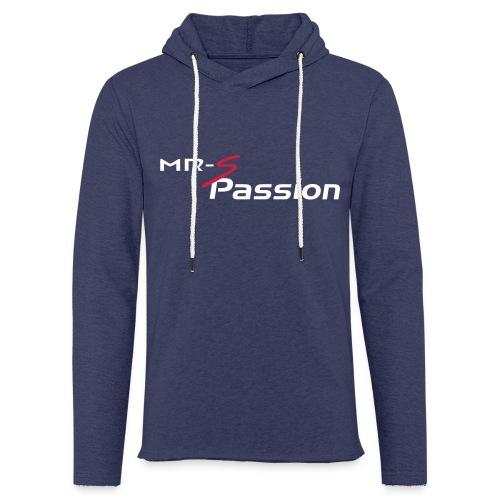 mrs passion - Sweat-shirt à capuche léger unisexe