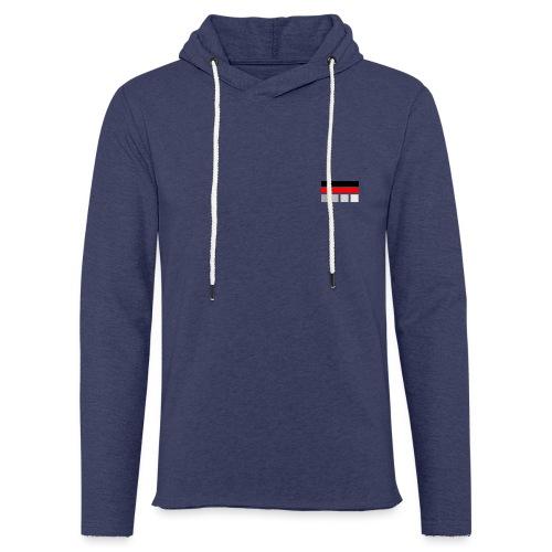 VNG - Sweat-shirt à capuche léger unisexe