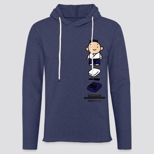 Aikido-goederen - Lichte hoodie unisex