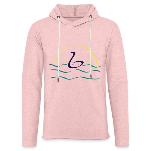 Swan - Lichte hoodie unisex