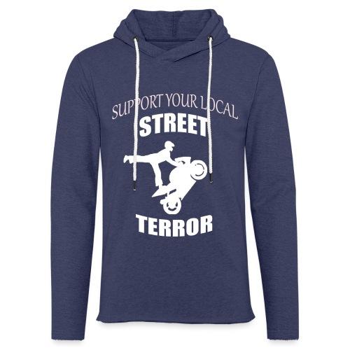 Streetterror Support - Kevyt unisex-huppari