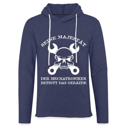 T-Shirt - Mechatroniker - Leichtes Kapuzensweatshirt Unisex