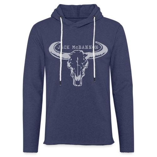 Jack McBannon - Bull Head - Leichtes Kapuzensweatshirt Unisex