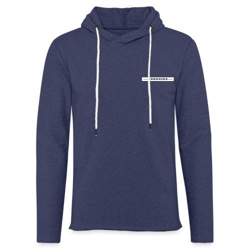 BONDHERO - Lichte hoodie unisex