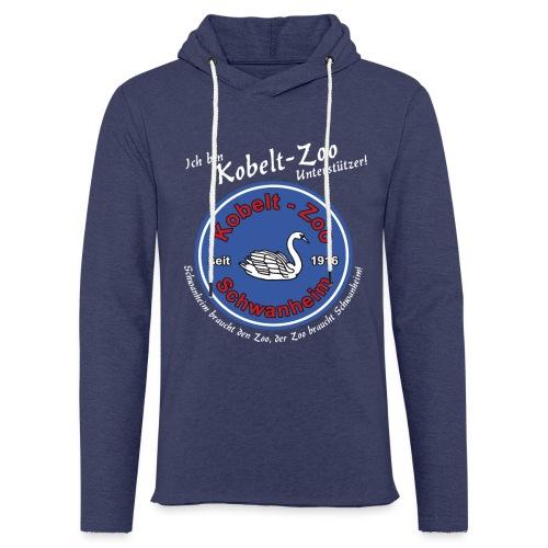 Highlanders Kobelt-Zoo Benefiz Shirt - Schwan - Leichtes Kapuzensweatshirt Unisex
