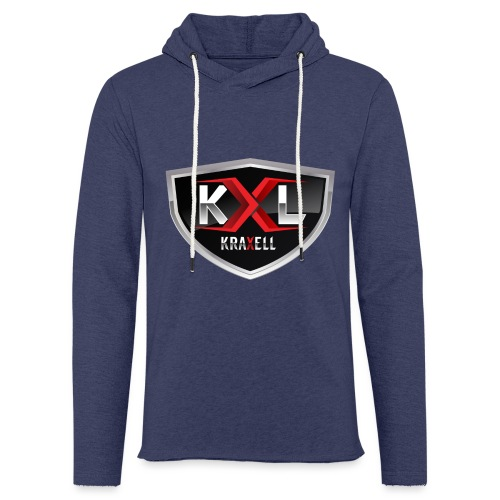 Kraxell - Leichtes Kapuzensweatshirt Unisex