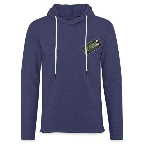 military bootcamp - Light Unisex Sweatshirt Hoodie