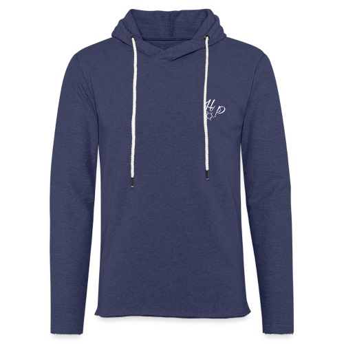 HP AND SUN WHITE UNOLD TR - Light Unisex Sweatshirt Hoodie