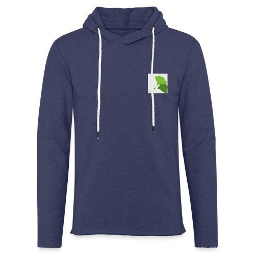 Ginko Logo - Sweat-shirt à capuche léger unisexe
