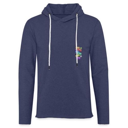 SA Mechanical Keyboard Keycaps Motif - Light Unisex Sweatshirt Hoodie