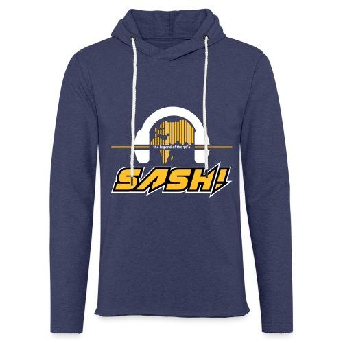 Sash! Logo 2020 Headfone - Light Unisex Sweatshirt Hoodie