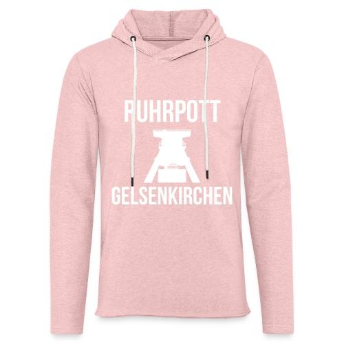 RUHRPOTT GELSENKIRCHEN - Deine Ruhrpott Stadt - Leichtes Kapuzensweatshirt Unisex