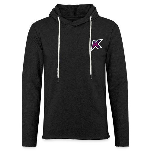KennenLegend - Let sweatshirt med hætte, unisex