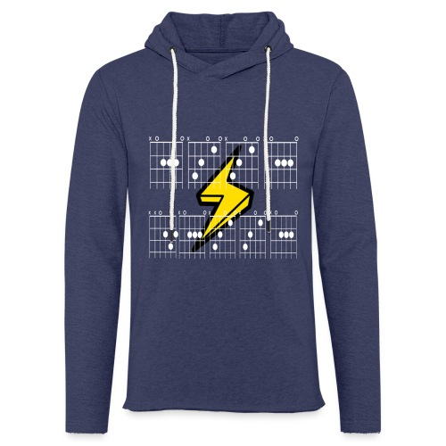 ACCA DACCA in chords for those about to rock - Light Unisex Sweatshirt Hoodie