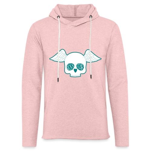 rock star enfant / fille - Sweat-shirt à capuche léger unisexe