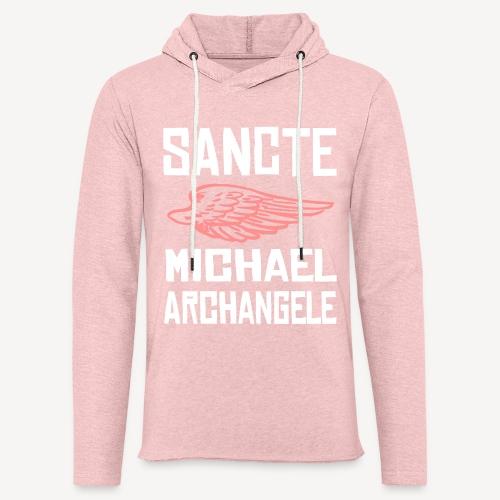 SANCTE MICHAEL ARCHANGELE - Light Unisex Sweatshirt Hoodie