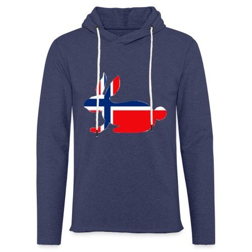 norwegian bunny - Light Unisex Sweatshirt Hoodie