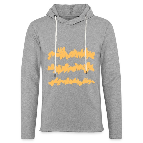 Orange_Sample.png - Leichtes Kapuzensweatshirt Unisex