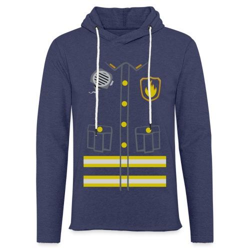 Fireman Costume - Dark edition - Light Unisex Sweatshirt Hoodie