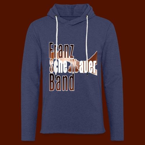 FSB logo brown - Light Unisex Sweatshirt Hoodie