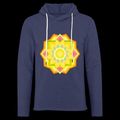 mandala 5 - Light Unisex Sweatshirt Hoodie