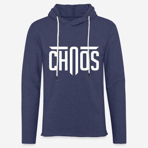 Chaos - Leichtes Kapuzensweatshirt Unisex