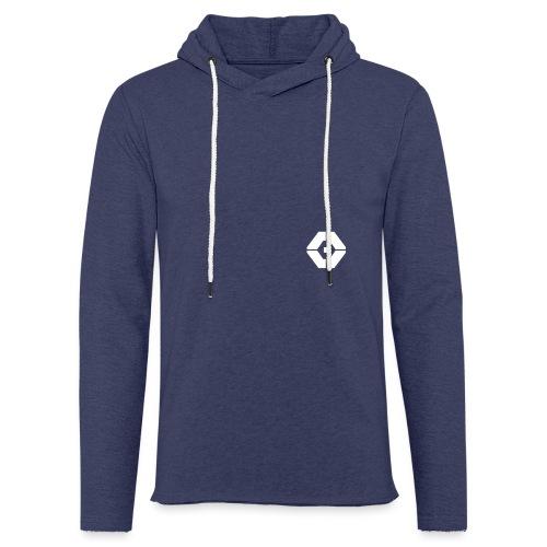 Ricover micro logo Hoodie - Lichte hoodie unisex